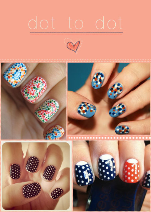 Nifty nail inspiration (via The Beauty Department)