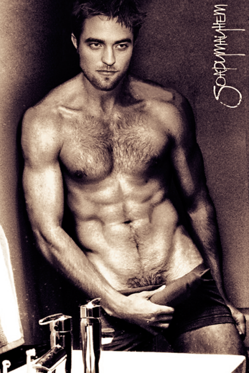 Hot New Rob Manip! NSFW