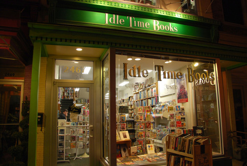 Idle Time Books by afagen on Flickr.