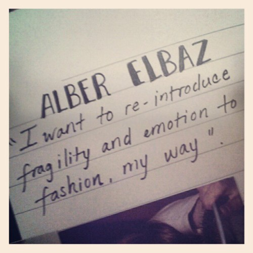 #fashion #quote #scarpbook