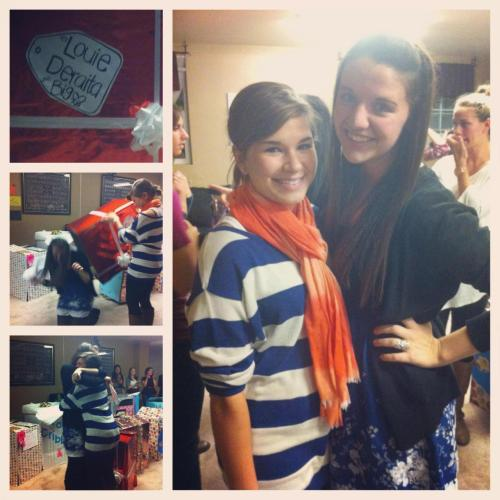 kenzieclare:  Big/Little Reveal love&aoe