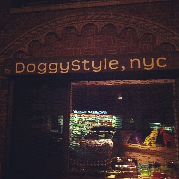 It's a pet store. #nyc #lol