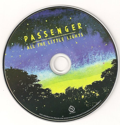 All The Little Lights- Passenger who scans a cd lol I do
