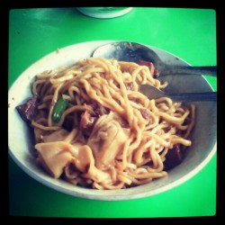 Mie Ayam Meruya (Y)  #noodle #indonesia #food #great