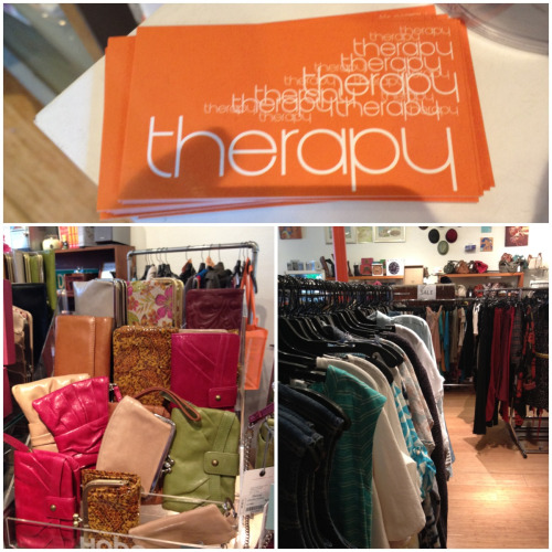 THERAPY SHOP at 545 VALENCIA STREET   Ooh I love that shop - right next to it is the THERAPY HOME shop. staff is super friendly and nice and was really helpful. I would really love to sell my collarnecklace collection there.. I m gonna contact the buyer as soon as possible and hope that he s willing to sell my collection :)  stay tuned! xxx