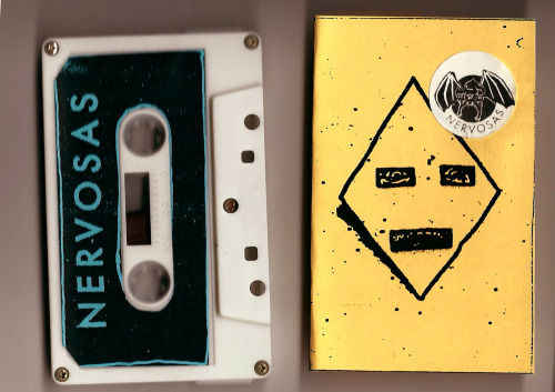 "New NERVOSAS cassette available   http://shavertapes.bigcartel.com/product/nervosas-cs  Next: Blessure Grave cassette Sucked Dry ""Full-Length"" cassette People Mostly Suck It VOL II +New Zines and Posters"