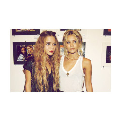 Mary-Kate and ashley olsen ❤
