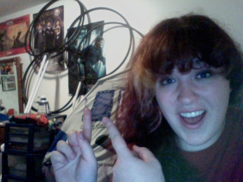 "OhmygodOhmygodOhmygod! We finally have a full six-hoop set of hoops with proper bases!!!!And they aren't super flimsy like our last three hoops. These ones are 3/4"" thick.This might be one of the happiest days of my keeping career.And they're in my bedroom.I GET TO SLEEP WITH MY HOOPS TONIGHT!!!! Okay. That was weird.But now we have full hoops and we don't have to worry about borrowing hoops when we have tournaments.The best part (besides them being in my room right now) is that the whole team helped make them.And everyone made their own PVC brooms."