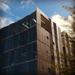 #Best #building in #Tucson. Meinel Optical Sciences addition on #UofA #campus by #RichardBauer, #Phoenix