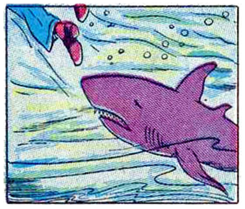(via martin klasch: Sharky) Pappy's Golden Age Comics