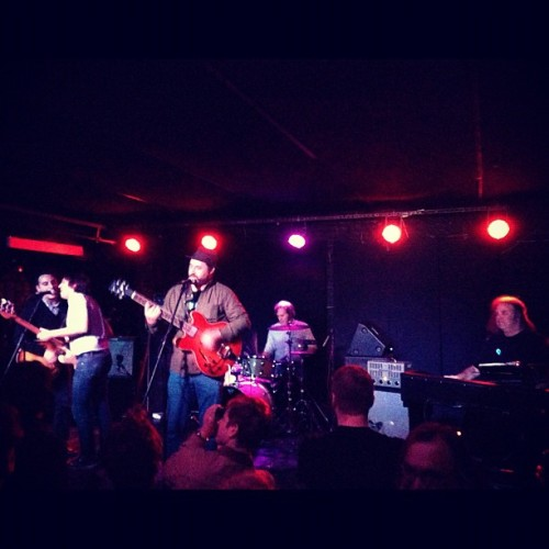 @reigningsound1 at @mergerecords #cmj2012 showcase at @mercuryloungeny