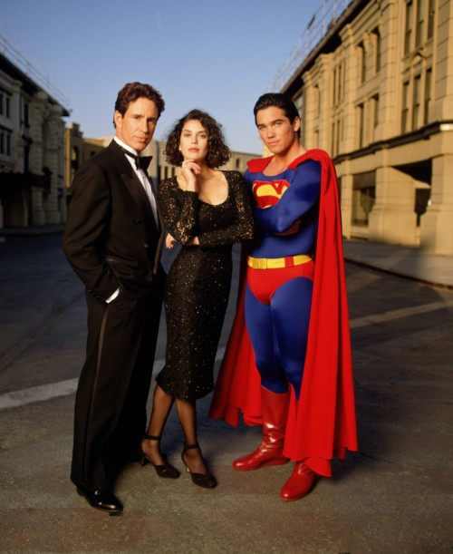 "demonsee:  Lex, Lois and Superman ""Lois and Clark - The New Adventures of Superman"" (1993-1997)"