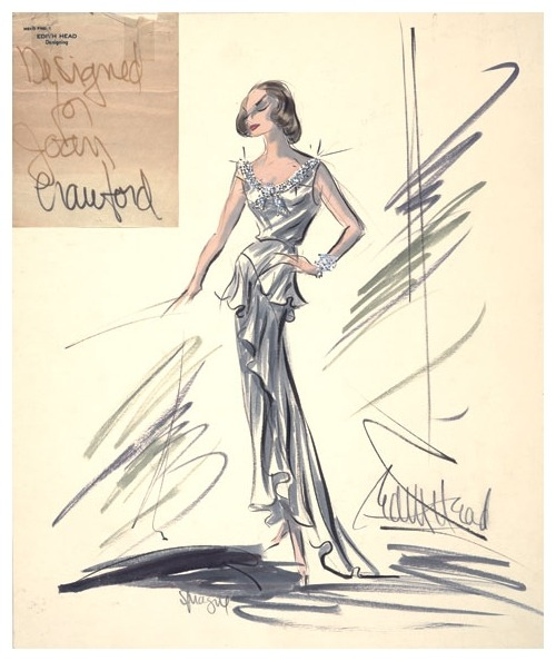 (via Glamour Jungle! #30: Edith Head)