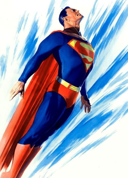 super-nerd:  -Alex Ross