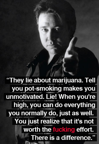 Bill Hicks…
