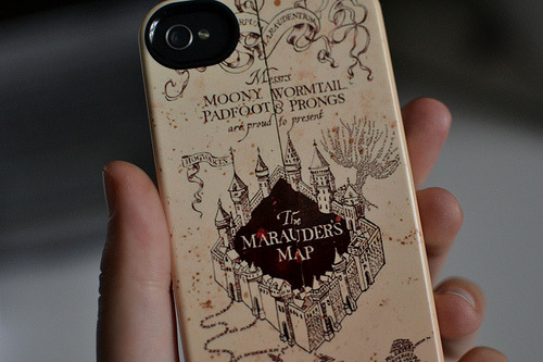 My new case""