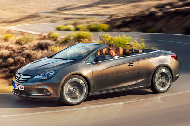The Opel Cascada sure is one beautiful Buick Convertible in disguise that I would totally drive.