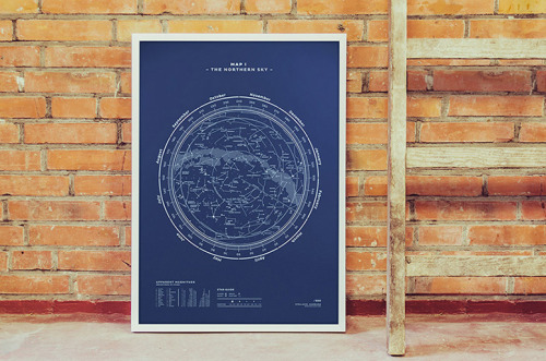 Very cool poster featured on FPO (go there for more detail shots) and available at stellavie.com.
