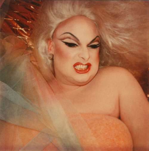 HAPPY BIRTHDAY DIVINE!!! (Photo by Antonio Lopez, New York)