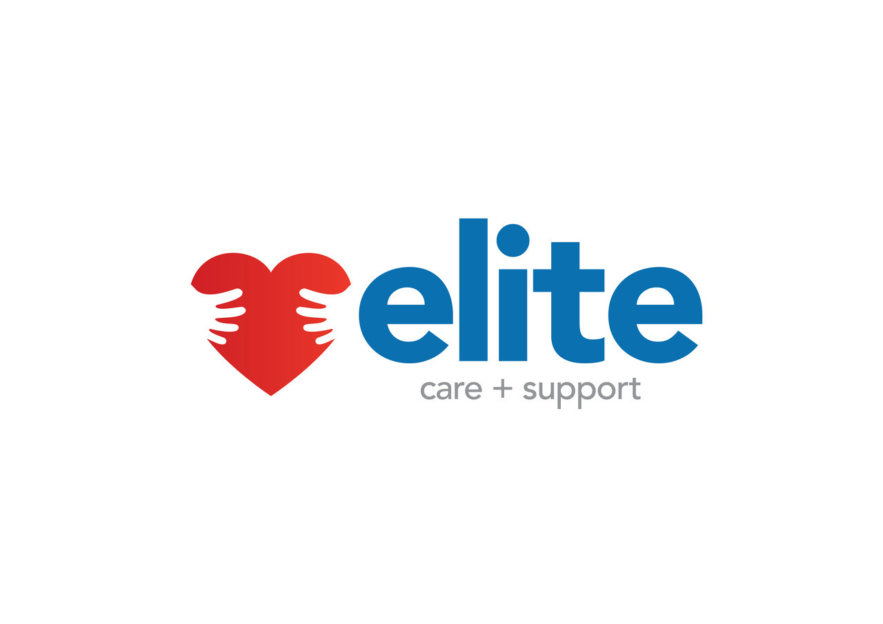 Elite Care & Support Logo