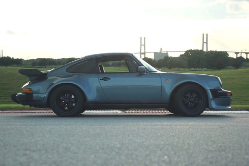 A Grey Market 1984 Porsche 930 Featured in New Cars I See Episode http://bit.ly/PFM8sO