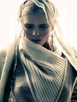 Abbey Lee Kershaw by Sebastian Kim
