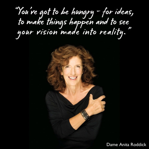 Congratulations to the late Dame Anita Roddick, the founder of The Body Shop. In recognition of her being a key pioneer of socially responsible business and ethical beauty, Cosmetics Executive Woman awarded her a posthumous Lifetime Achiever Award. LIKES and APPLAUSE for the woman who put her heart and soul into everything she did!