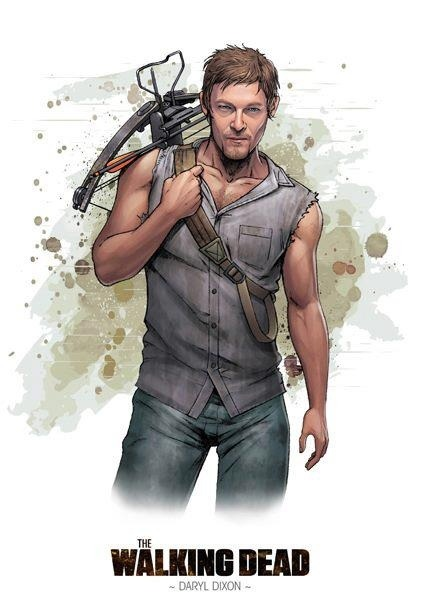 #TheWalkingDead: Daryl Dixon.