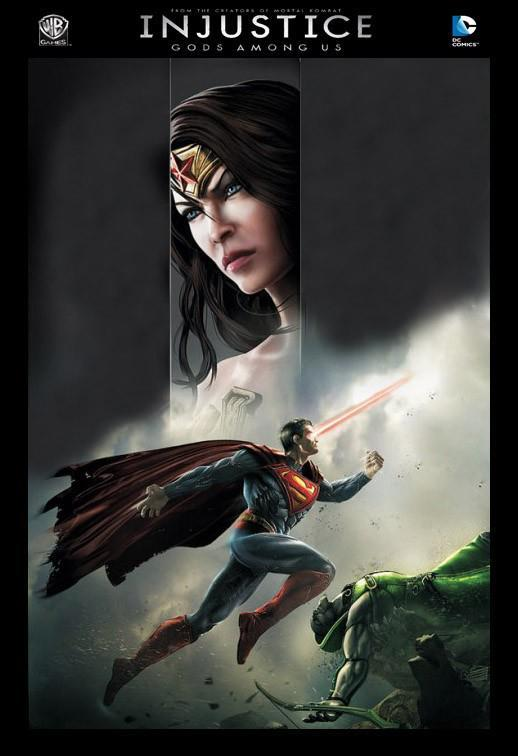 From Superman x Wonder Woman Image from Injustice: Gods among us