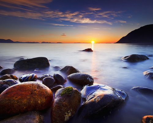 NUPEN SUNSET [EXPLORE FRONTPAGE] by ~~~johnny~~~ on Flickr.