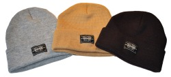 Keep your heads warm this winter with our Vintage Cuff Beanies, available now. www.nvmbrstreetwear.com/shop
