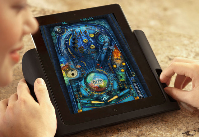 (via iPad Arcade Pinball by Duo Games)