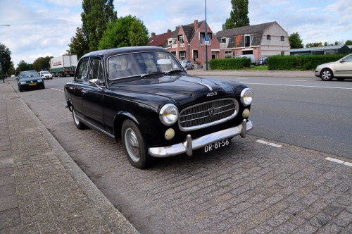 Average man Starring: '59 Peugeot 403 (by Michiel2005)