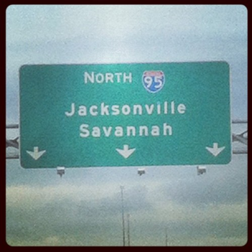 Next stop! #savannah #georgia #weekendgetaway