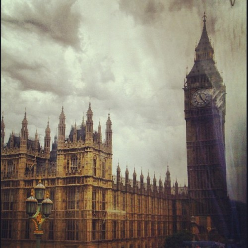 Miss it. #london