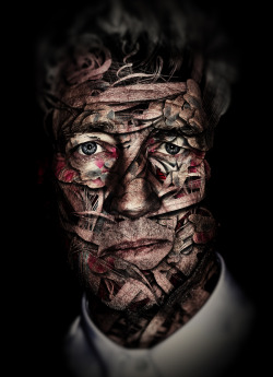 David Lynch by Alberto Seveso