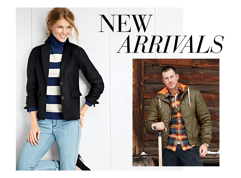 Check out our latest selection of new arrivals.