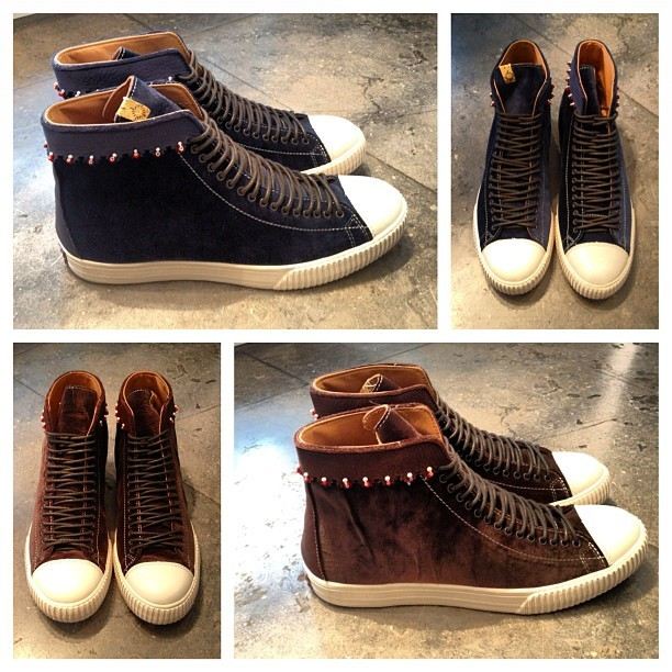 Just arrived VISVIM. #colette #colettestore #visvim