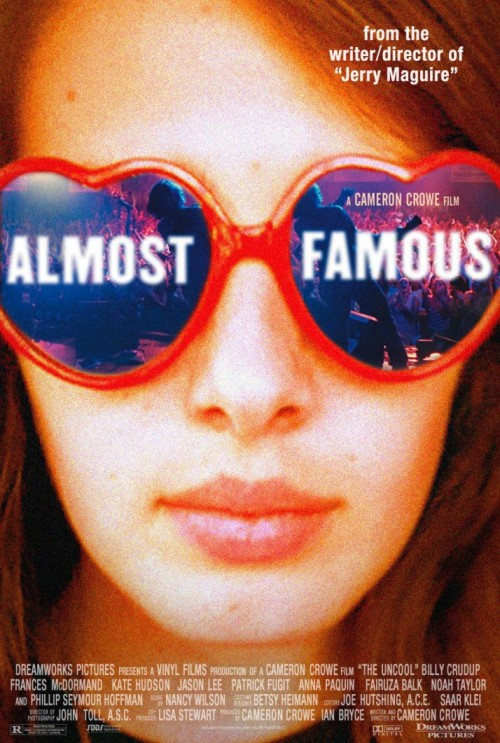 Five Ways Something Ruined My Life: FIVE WAYS 'ALMOST FAMOUS' RUINED MY LIFEby Erin Long http://bit.ly/RHykd3