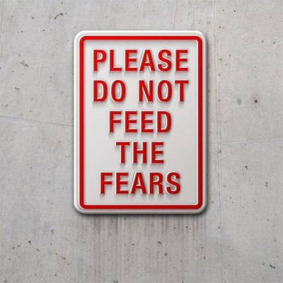 betype:  Please do not feed the fears.  Wow. This struck a nerve!