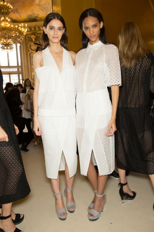 Stella McCartney SS 2013