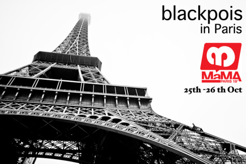 Black Pois va a Parigi per il MaMa 2012! Black Pois flying to Paris for MaMa Event! Follow  our ventures!