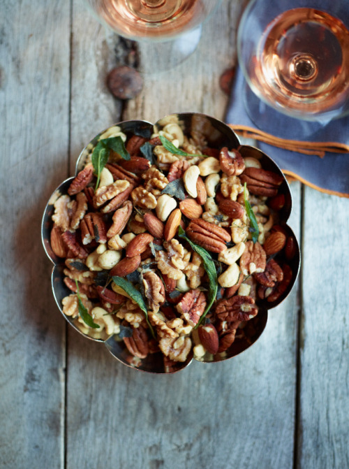 © Fredrika Stjärne Cristina's Famous Nuts Recipe Contributed by Cristina Salas-Porras Click here for full recipe