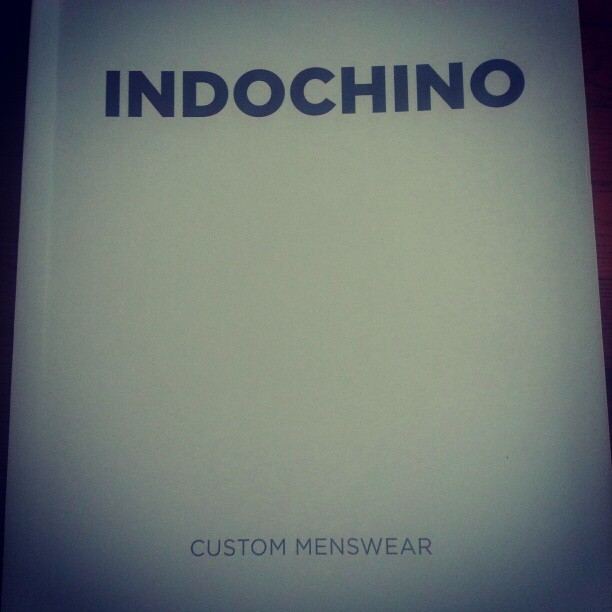 …like a glove. #indochino #custom #suitedup #repeatcustomer