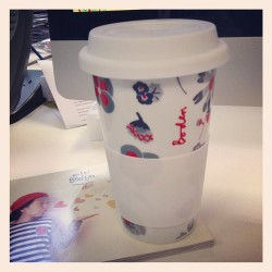 A much needed Friday pick-me-up #coffee  (at Boden House)