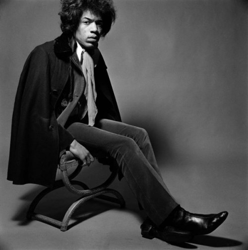 Jimi Hendrix - 1967 (by Gered Mankowitz)