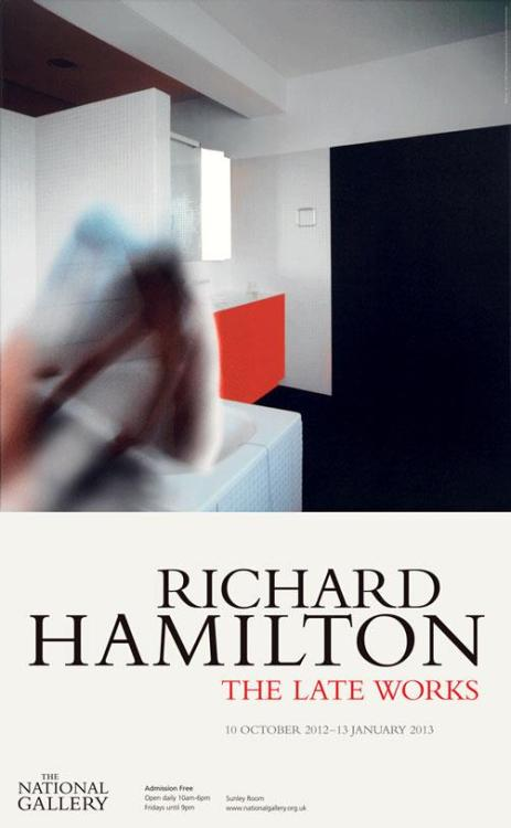 Richard Hamilton el la National.