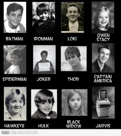 thedeductiongod:  Little superheroes.