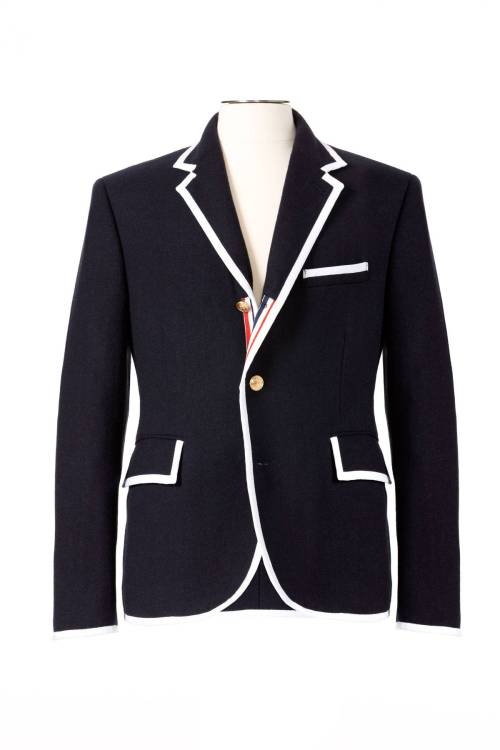 Target + Neiman Marcus Holiday Collection  -Thom Browne Men's Blazer $149 -Rodarte Holiday Ornament $19.99 -Derek Lam Leopard House Slippers $49.99 -Tory Burch Lunchbox $19.99 See more products from the collection on TheCut!