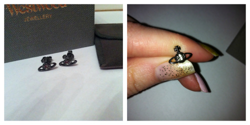 Love Loves #4: My new Vivienne Westwood earrings and more…!